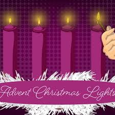 free vector free christmas candle vector background 14842 my