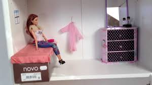 my homemade barbie doll house youtube