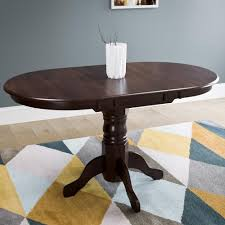 family 303398161 millwright black extendable dining table hdw60wbl