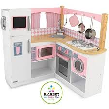 pretend kitchen furniture kidkraft grand gourmet corner kitchen toys