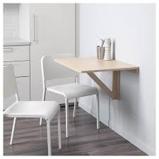 Ikea Dining Table And Chairs by Amazon Com Ikea Norbo Solid Birch Wall Mounted Drop Leaf Bar