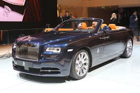 roll royce roce rolls royce dawn in depth with the gorgeous new convertible