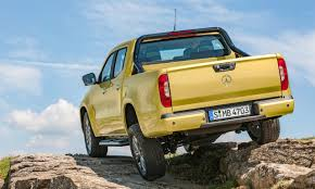 mercedes pick up 2018 mercedes pickup truck would you buy it if it came to the u s