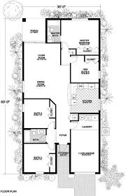 one house plan one floor house plans home plans
