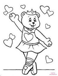 bear coloring pictures