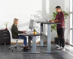 Sit To Stand Desk Network Plus 59 Sit Stand Desk Scandis