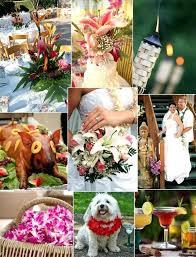 hawaiian themed wedding hawaiian wedding decor wedding decor awesome inspiration ideas