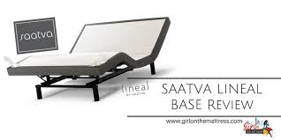 saatva lineal adjustable bed review u2013 massage for your relaxation