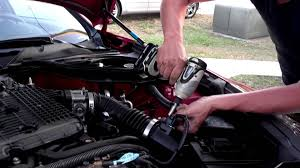 nissan 370z oil filter stillen generation 3 g3 dual cold air intake install on my nissan