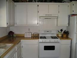 Refinishing White Kitchen Cabinets Beadboard Kitchen Cabinets Refinishing Amazing Home Decor