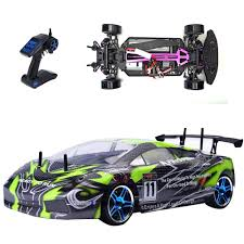 rc drift cars hsp rc drift car 4wd 1 10 scale electric power on road drift