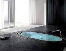 Black And Silver Bathroom Photos Hgtv Modern Bathroom With Black Tile Shower Loversiq