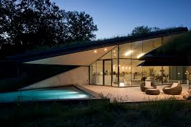 homes built into hillside terrific house plans built into a hill gallery best inspiration