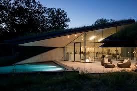 homes built into hillside home designs built into a hill home design