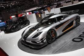 koenigsegg saab new koenigsegg agera one 1 to take on mclaren p1 u2013 updated with