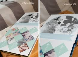 personalized wedding photo album magazine style wedding album dreams come true wedding album