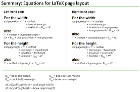 taming latex u0027s page layout a visual template and toolset for book