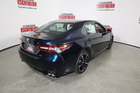 lexus escondido used inventory new 2018 toyota camry xse 4dr car in escondido 1015436 toyota