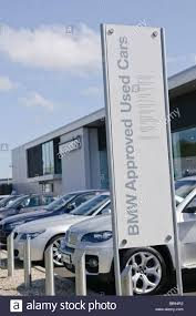 bavarian bmw used cars bmw approved used cars on forecourt of bavarian bmw boucher road