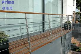 price stainless steel roof deck railing price stainless steel