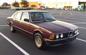 bmw 728i for sale uk 1985 bmw 728i 5 speed for sale on bat auctions sold for 4 276