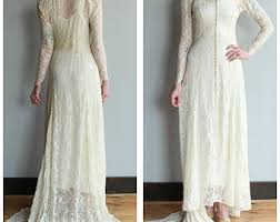 wedding dresses vintage vintage wedding dresses etsy