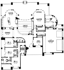 contemporary plan with unique 16364md architectural