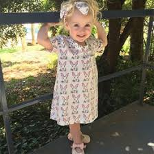 discount girls summer animal cotton rabbit dress 2017 girls
