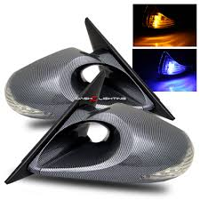 2005 toyota corolla side mirror dash z racing exterior styling side mirrors 03 06