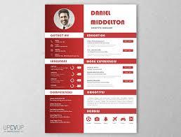 red resume resume ideas