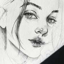 25 beautiful face sketch ideas on pinterest eye study eye