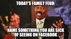 Family Photo Meme - today s family feud name something you are on memegen