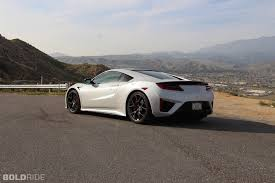 Acura Nsx Power Acura Nsx Isn U0027t Perfect But It U0027s The Supercar Of The Future