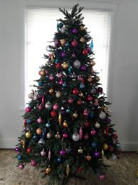 hey look at my xmas tree