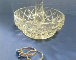 metal dish ring holder images Vintage ring holder etsy jpg