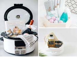 bathroom gift basket ideas
