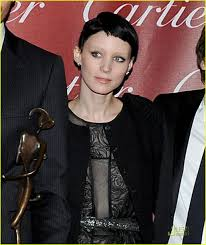 Lisbeth Salander From The With Rooney Mara Lisbeth Salander In Palm Springs Photo 2509884