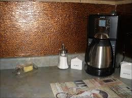 architecture galvanized steel backsplash kitchen kitchen