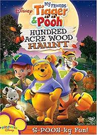 amazon friends tigger u0026 pooh acre wood haunt