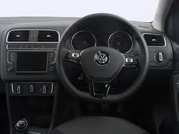 volkswagen polo white lease volkswagen polo hatchback 1 0 75 match edition 5dr