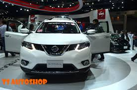 nissan chrome chrome front head light lamp cover trim for new nissan x trail x