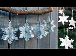 snowflake ornaments snowflake ornaments