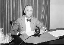 Fdr Oval Office by Fireside Chats Wikipedia
