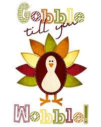gobble gobble thanksgiving labels happy thanksgiving