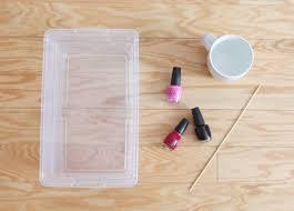 how to diy marble mugs using nail polish reliable remodeler
