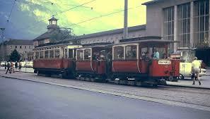 Bad Hall 50 Bilder Aus Innsbruck Bahnbilder De