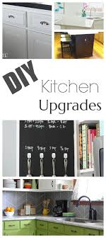 kitchen upgrade ideas diy kitchen upgrade ideas painted furniture ideas