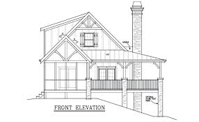 house plans with screened porch cabin house plans covered porch craftsman cabin house plan with