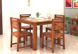 4 Seater Dining Table And Chairs 4 Chair Dining Table 4 Seater Dining Table Set Line Dining
