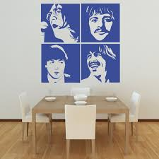 the beatles wall stickers u0026 decals